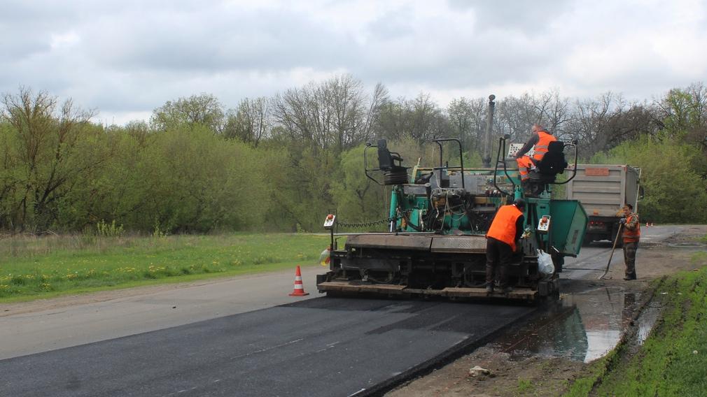 В Брянской области капитально отремонтируют дорогу Комаричи – Севск