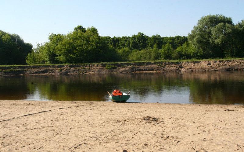 В Брянске благоустроят пляж у озера Мутного