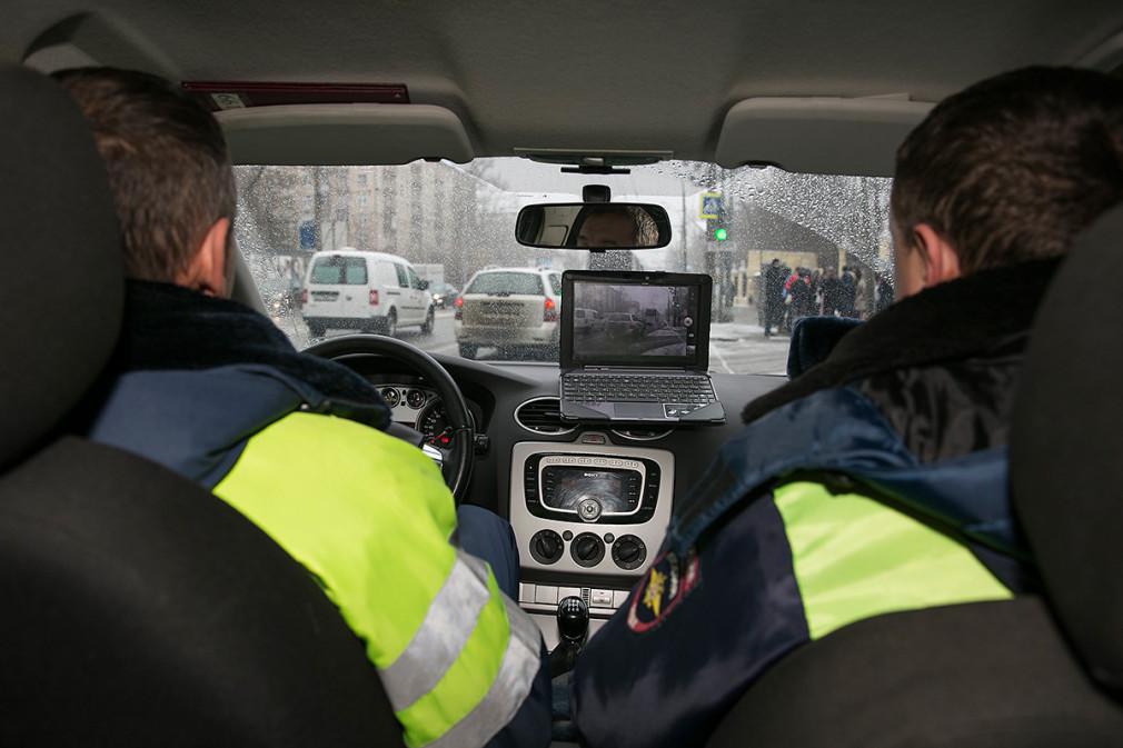 В Брянске 20 мая на дорогах будут работать скрытые патрули ГИБДД
