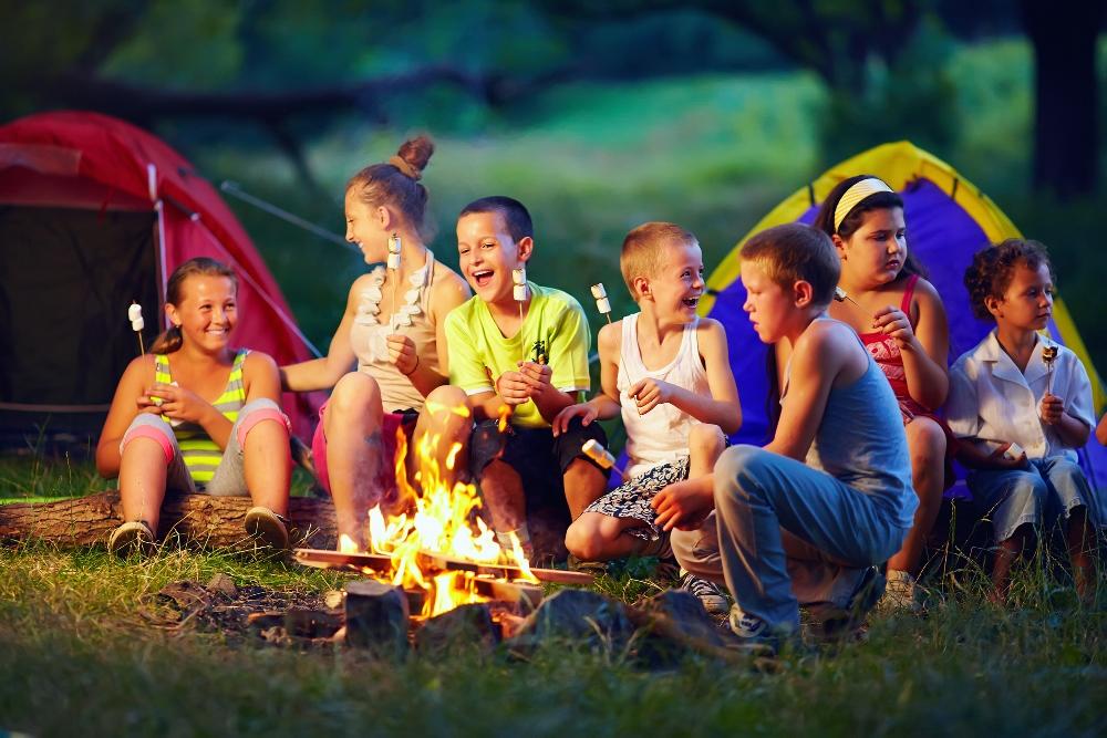 В Брянской области отроют детские лагеря 18 июля