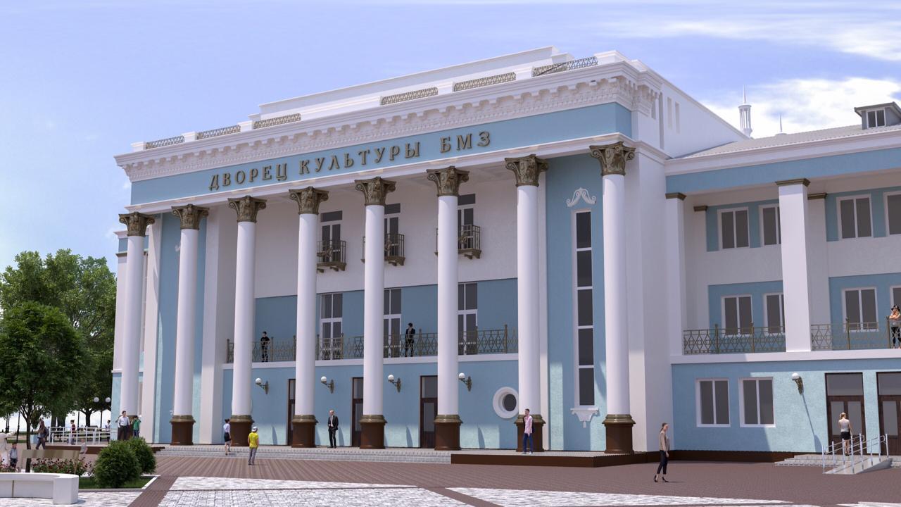 В брянском ДК БМЗ появится самый современный концертный зал