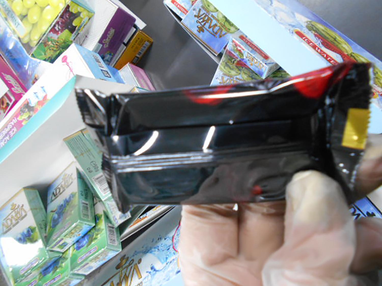 Брянские таможенники нашли 8,5 кг табака удальнобойщика
