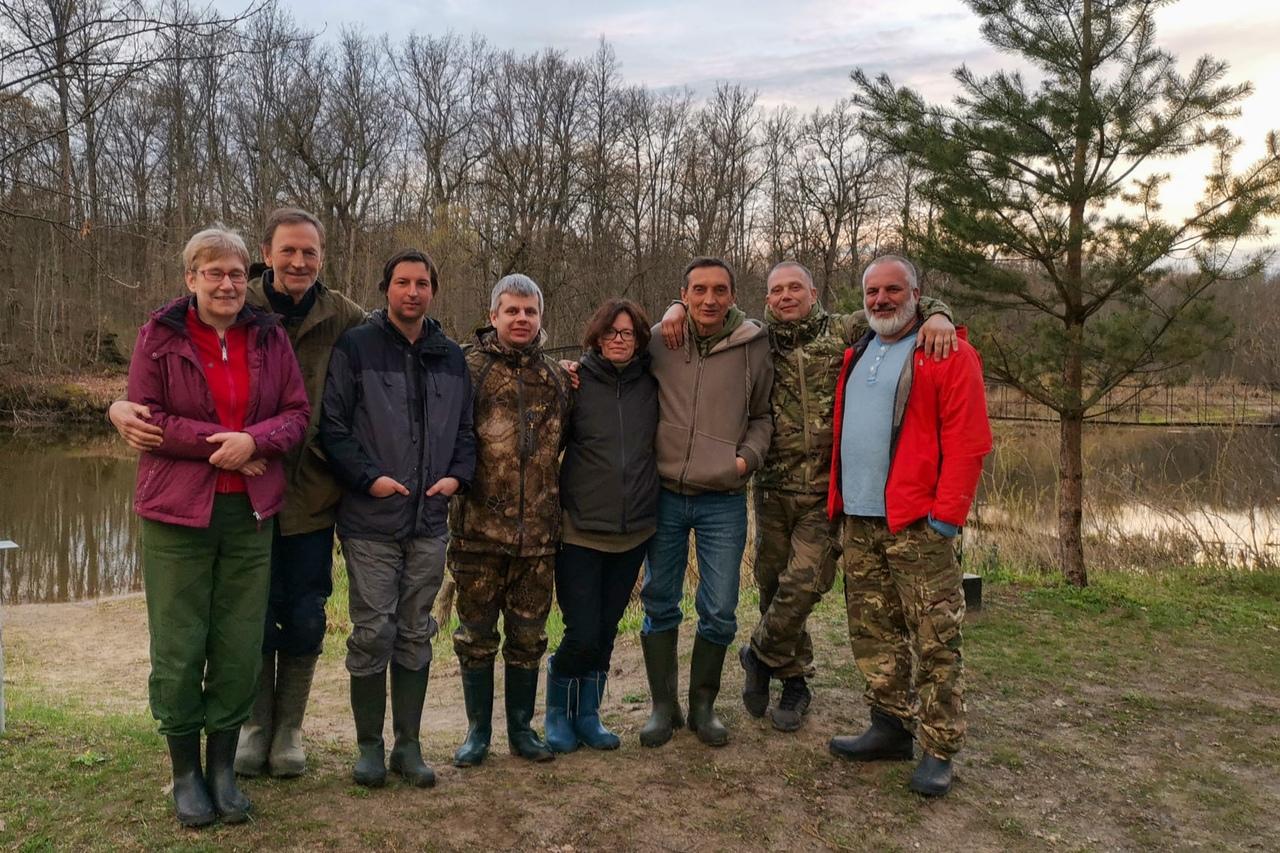 Творческая встреча фотографов и эколога прошла в заповеднике «Брянский лес»