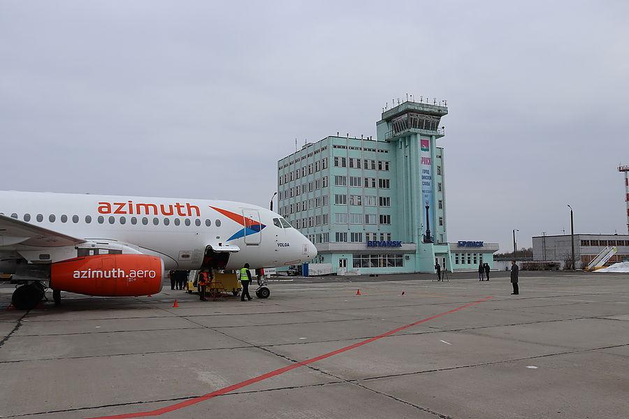 Изменилось расписание авиационных рейсов из международного аэропорта «Брянск» в Краснодар