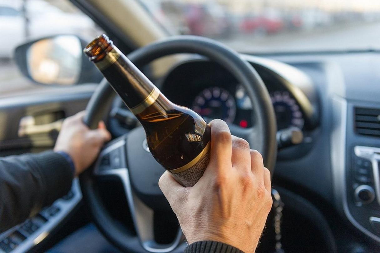За неделю в Брянске поймали 43 пьяных автомобилистов