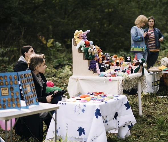 Брянцы провели выходной на душевном творческом пикнике
