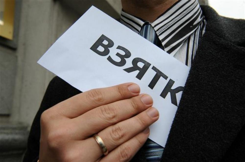 В Брянской области полицейские выявили взяток на 45 млн рублей