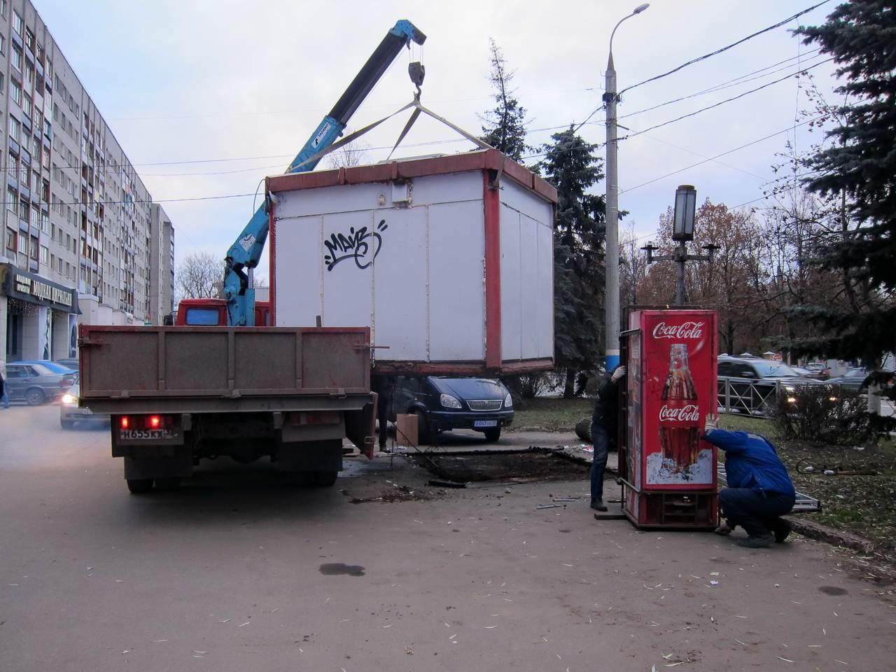 Депутаты Брянского горсовета рассмотрят изменение схемы расположения киосков