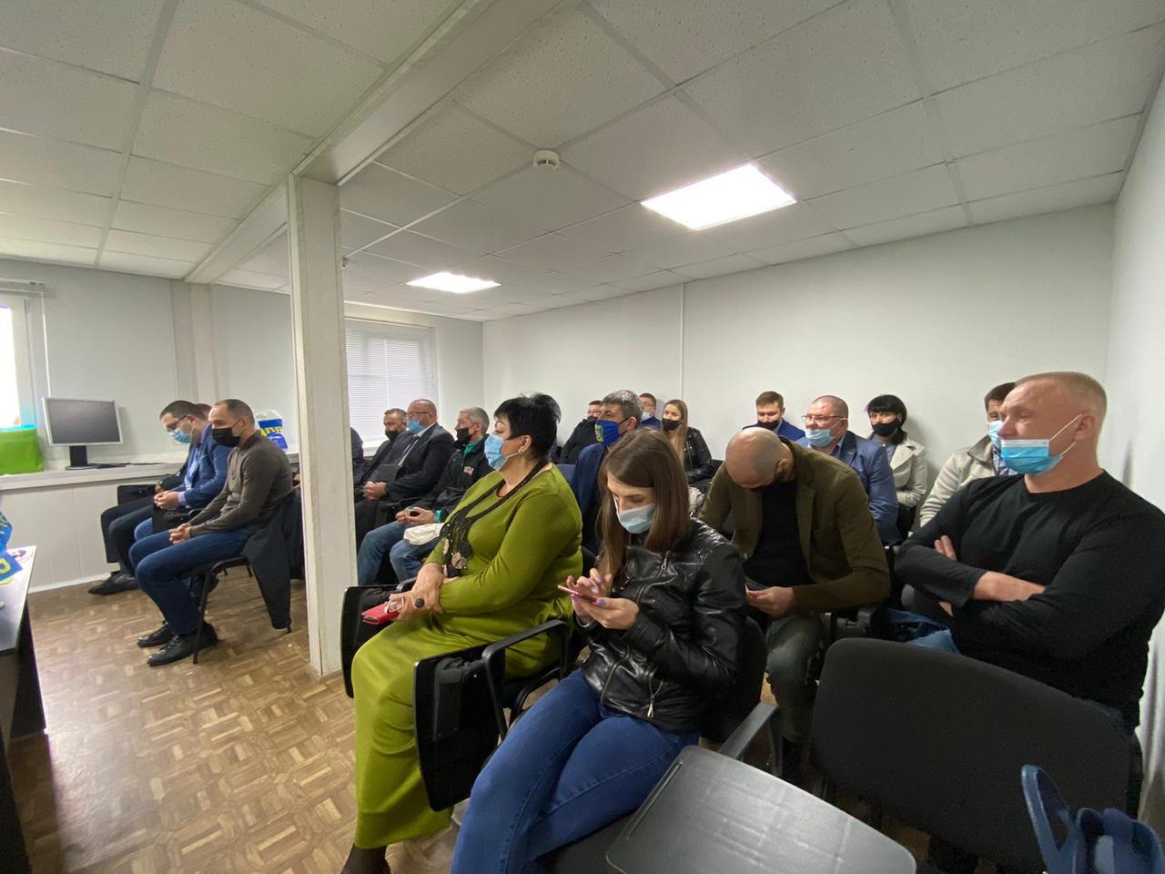 В Брянской области разрешили проводить съезды и конференции партий