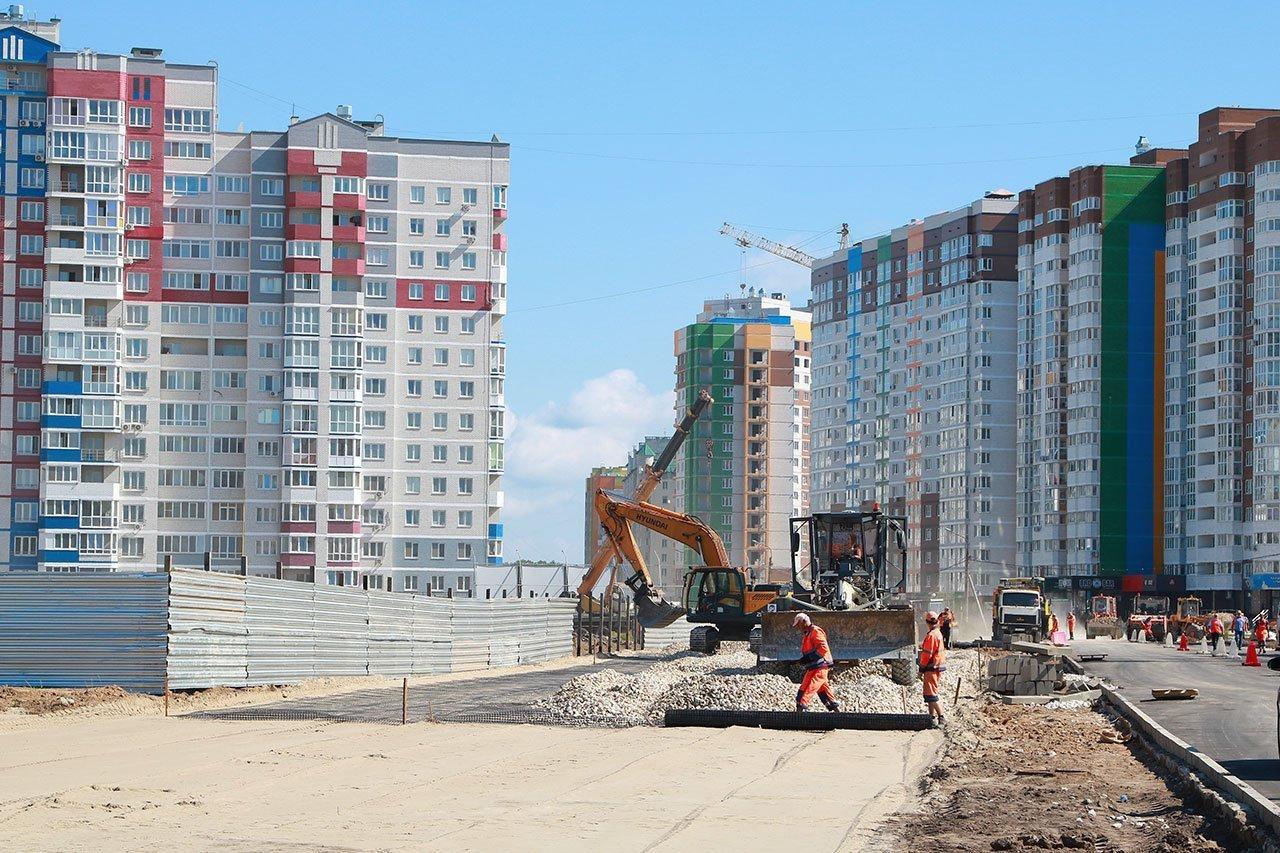 Жители Брянска попросили Богомаза не строить 24-этажный небоскреб посреди аэродрома