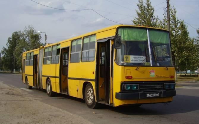В Брянске появилось расписание обновленного маршрута № 11