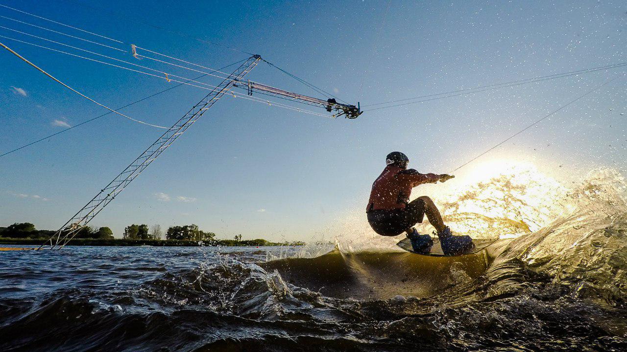 В Новозыбкове на озере Карна появится вейк-парк