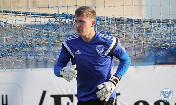Вратарь брянского «Динамо» - лидер ФНЛ по количеству сейвов