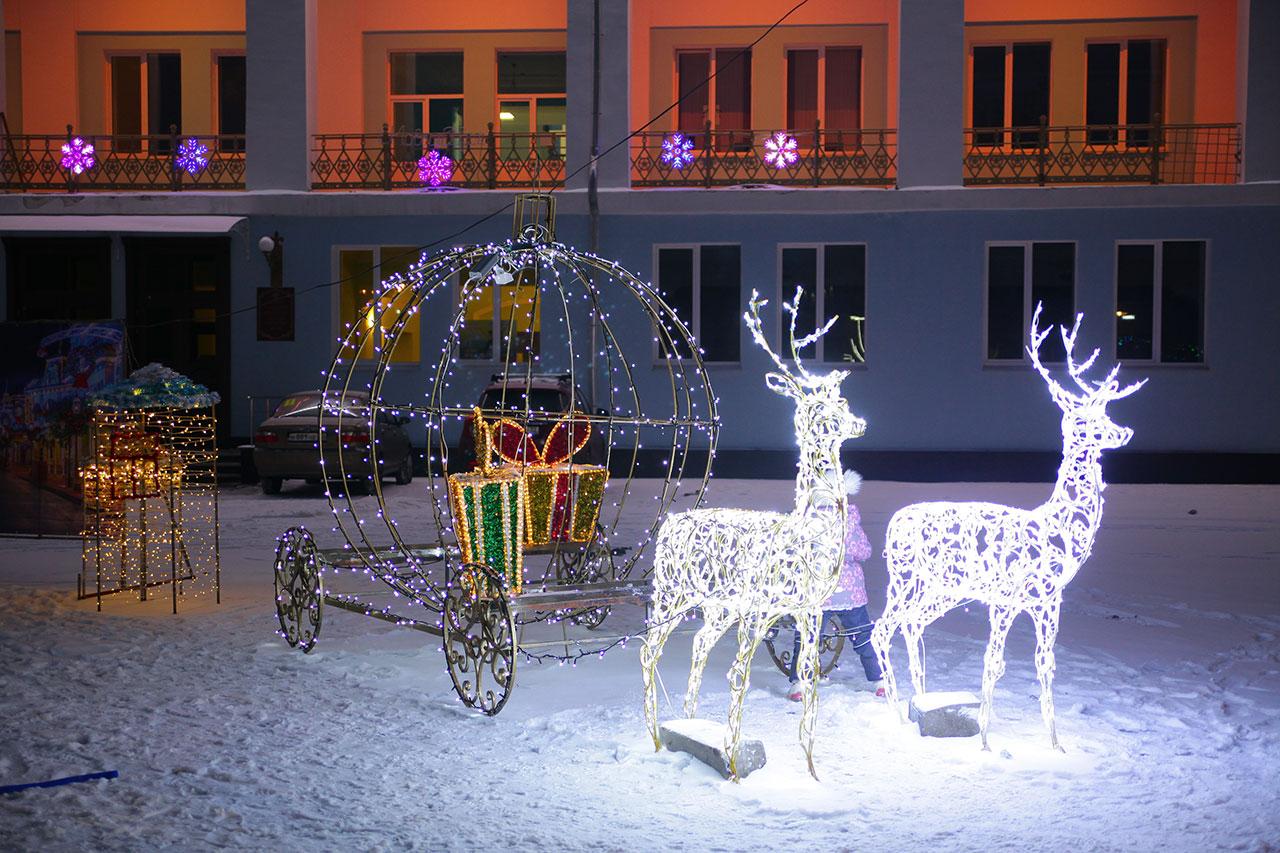 Брянск готов к встрече Нового года