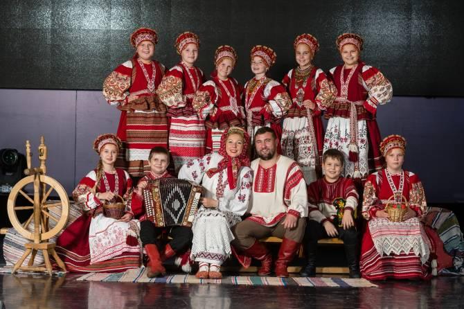 Брянская «Калинушка» победила в международном конкурсе