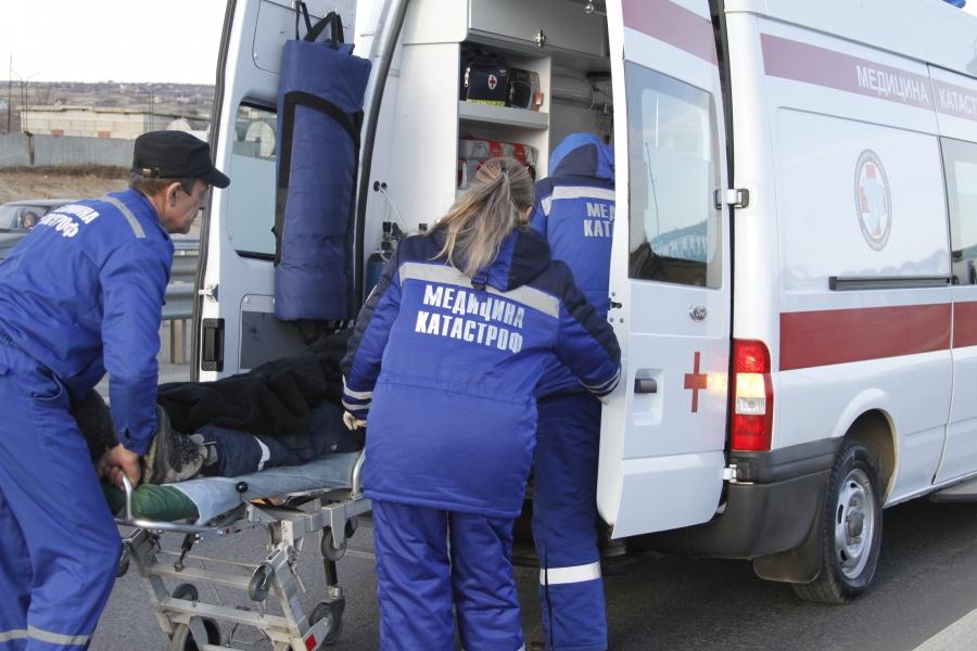Участника ДТП в Клинцах госпитализировали
