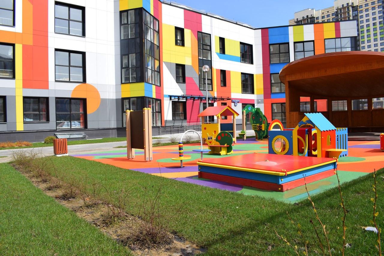 В Брянске новый детский сад на улице Строкина примет 270 малышей