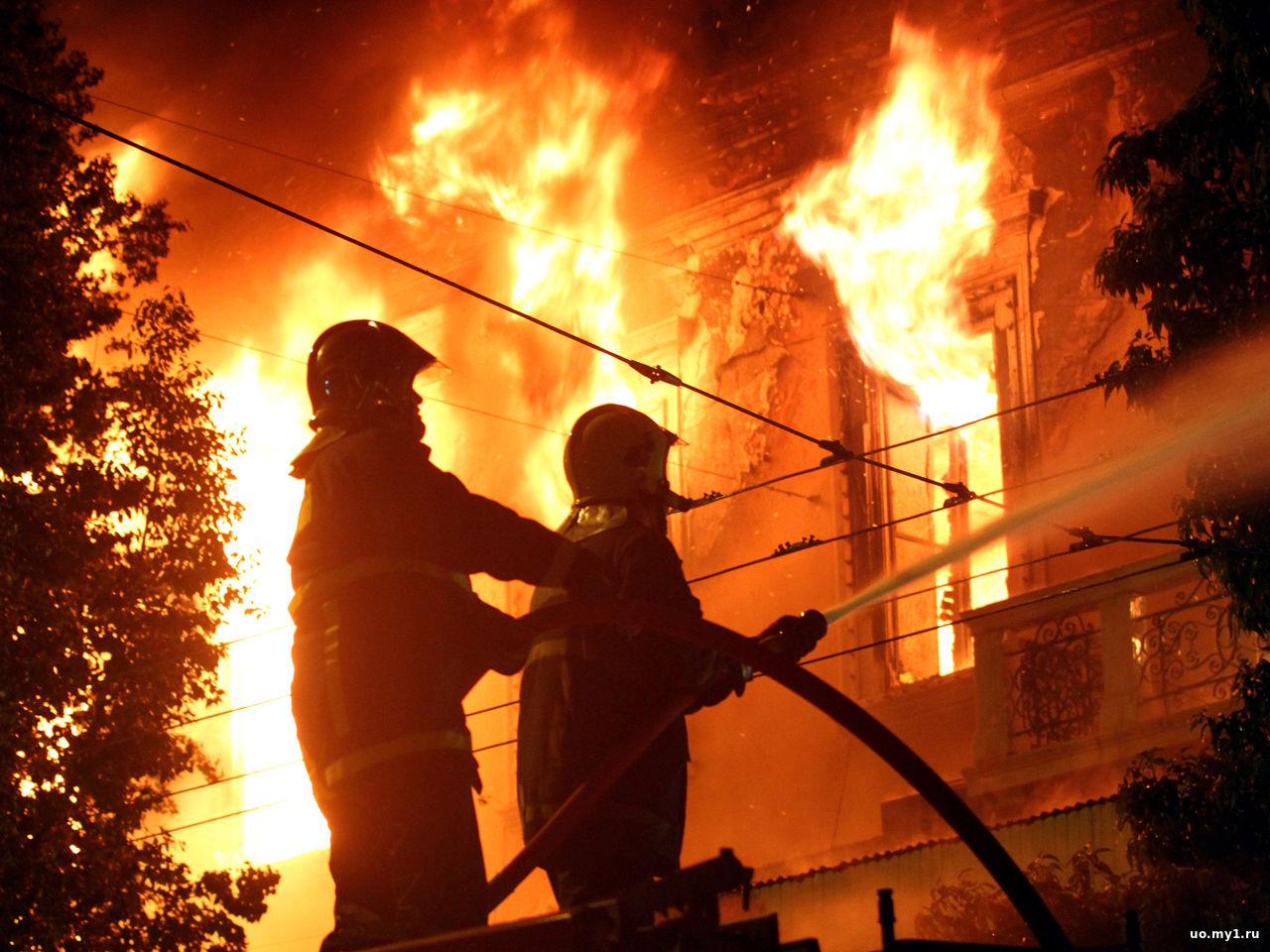 За сутки произошло пять пожаров в Брянской области
