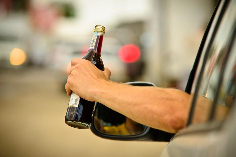 За сутки в Брянске поймали 4 пьяных водителей