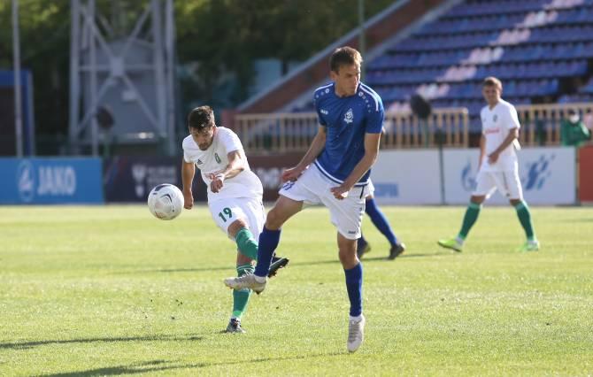 Брянское «Динамо» на выезде обыграло «Томь» 2:0