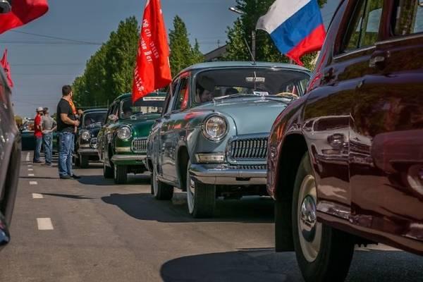 В Новозыбкове пройдет автопробег в честь Дня Победы