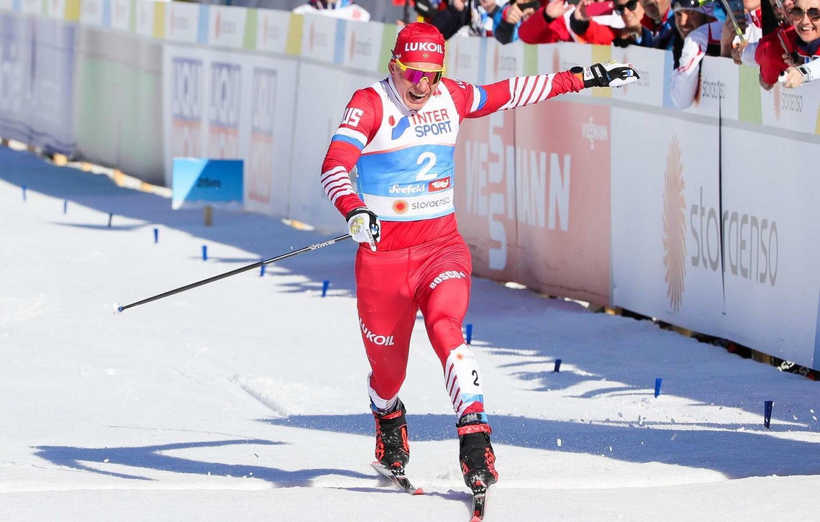 Брянский лыжник Александр Большунов поборется за звание «Спортсмен года»