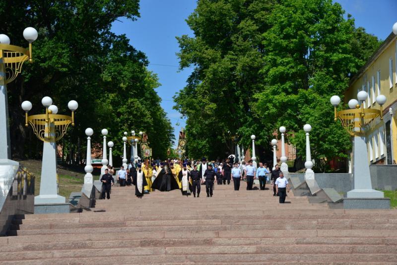 24 мая по Брянску пройдет Крестный ход