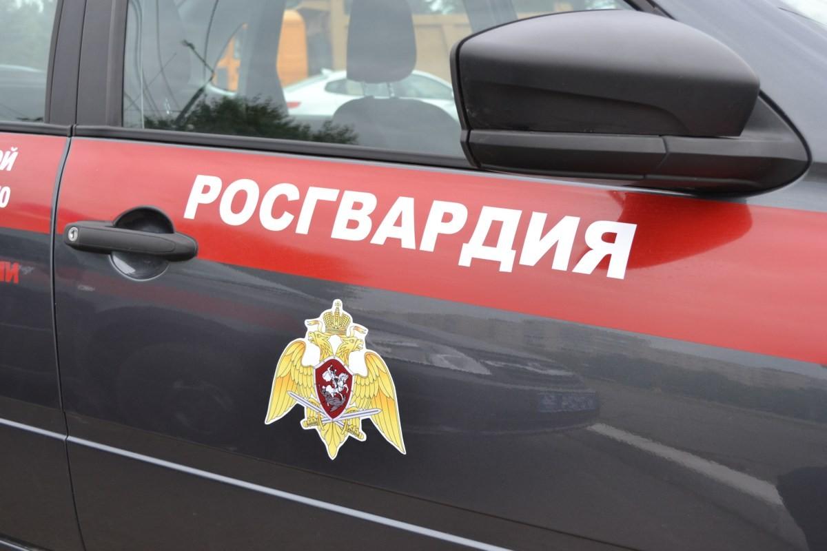 В Брянске росгвардейцы патрулируют улицы города