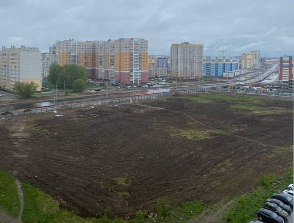 В Брянске начали строить новое здание областного УМВД