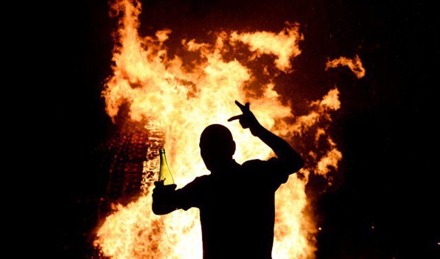 Мужчина заживо сжег своего начальника из-за того, что устал от работы