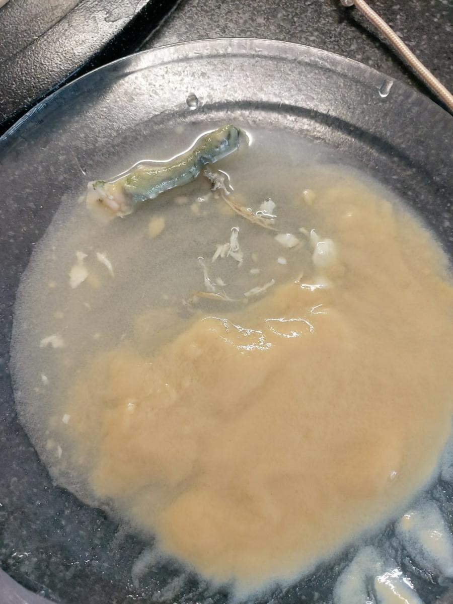 Жительница Брянска нашла что-то страшное в упаковке детского питания