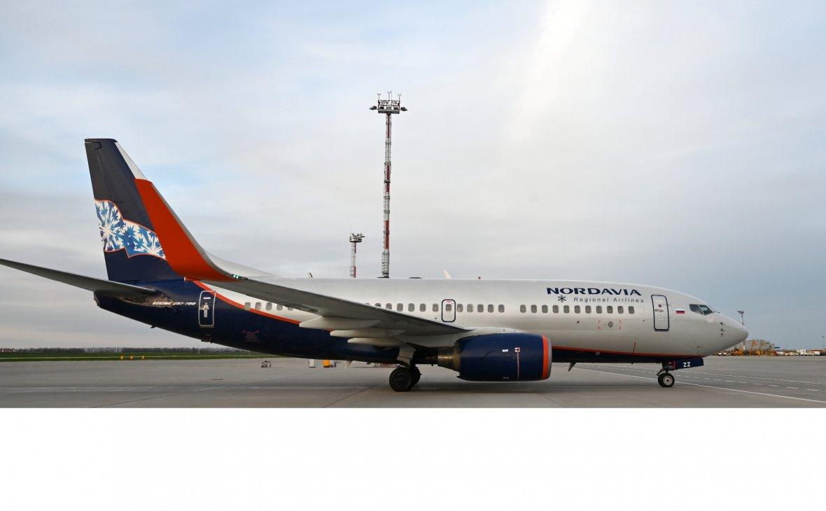 Летевший в Москву самолет сел из-за сообщения о бомбе