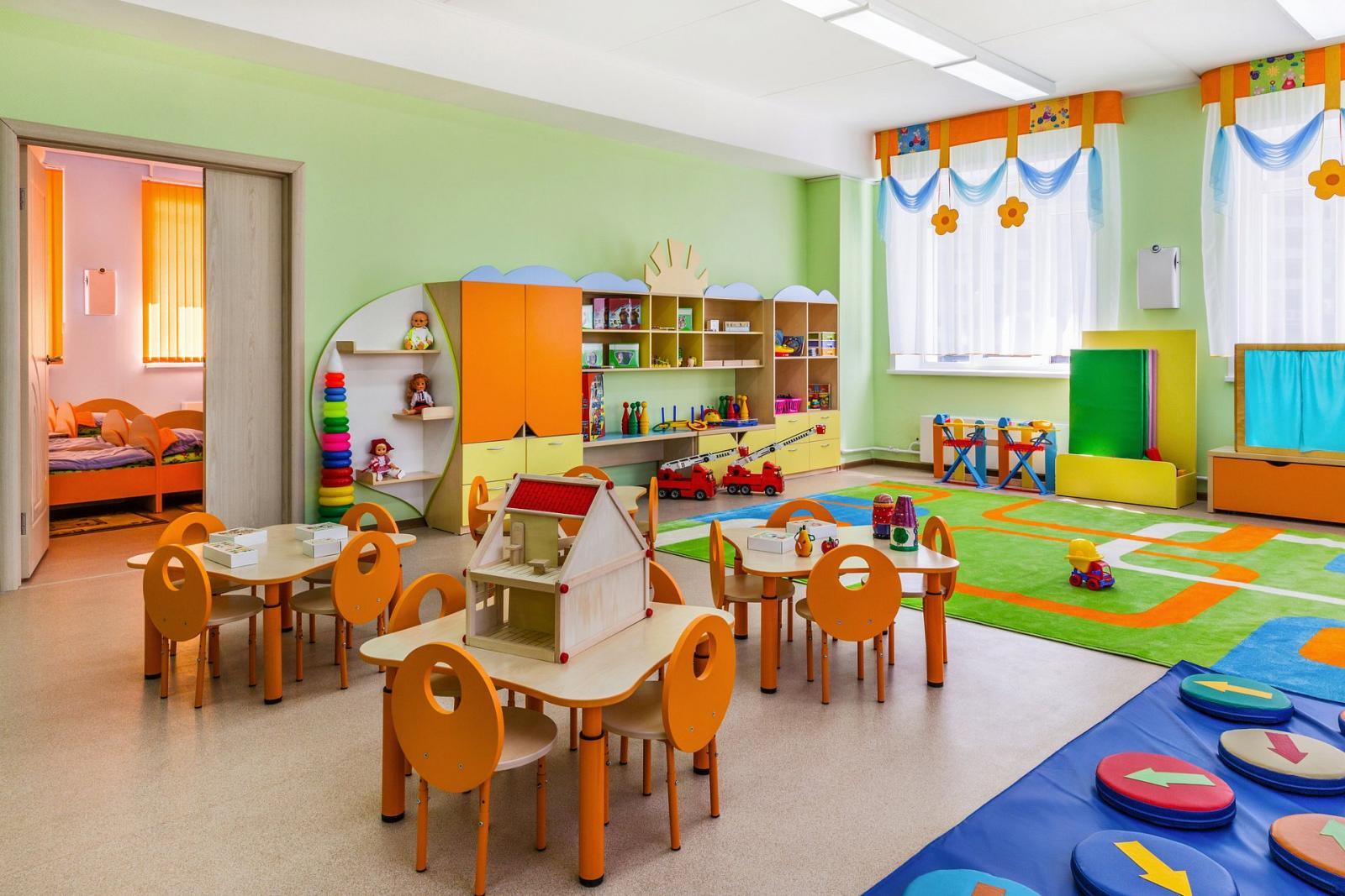 Дежурные группы в брянских детских садах начнут работать с 27 июля
