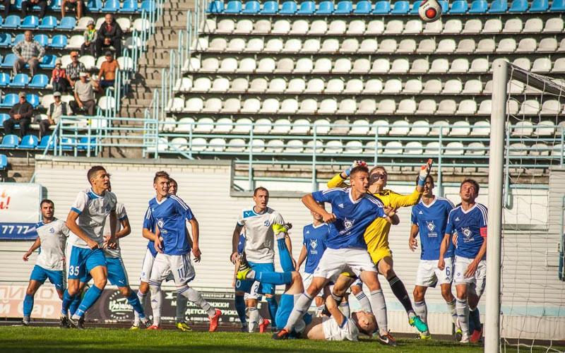 Брянское «Динамо» пополнится тремя футболистами