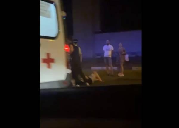 На улице Ульянова в Брянске возле БМЗ сбили человека