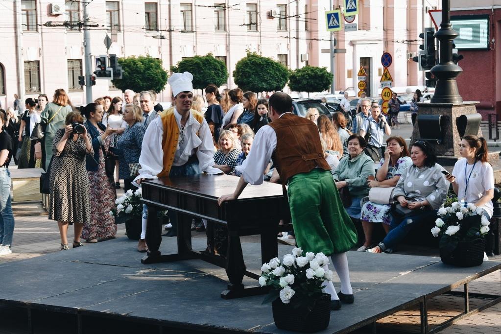 В Брянске прошло закрытие XXIV Международного Славянского фестиваля «Театр+»