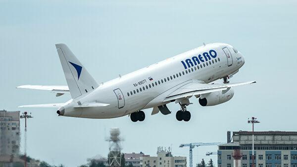 Авиакомпания «ИрАэро» возобновляет рейс Симферополь – Брянск