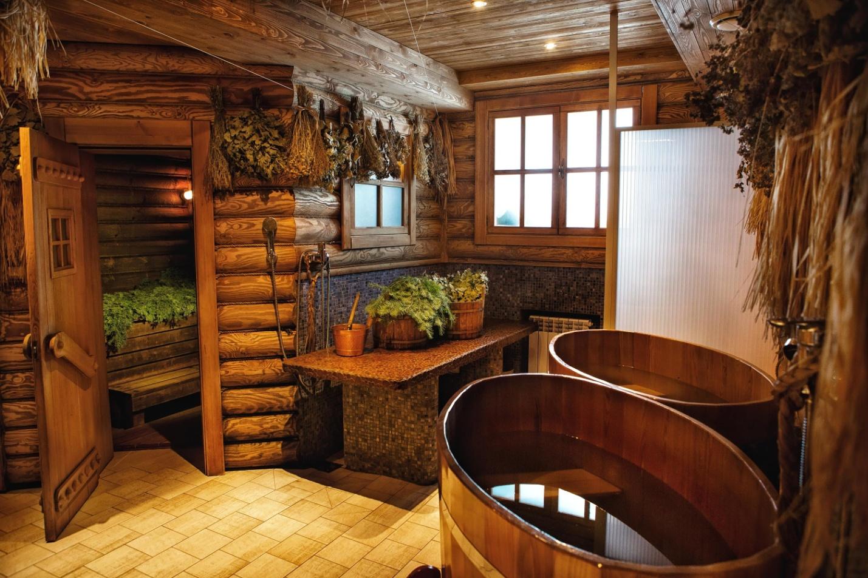 Жители Навли 31 декабря бесплатно попарились в бане