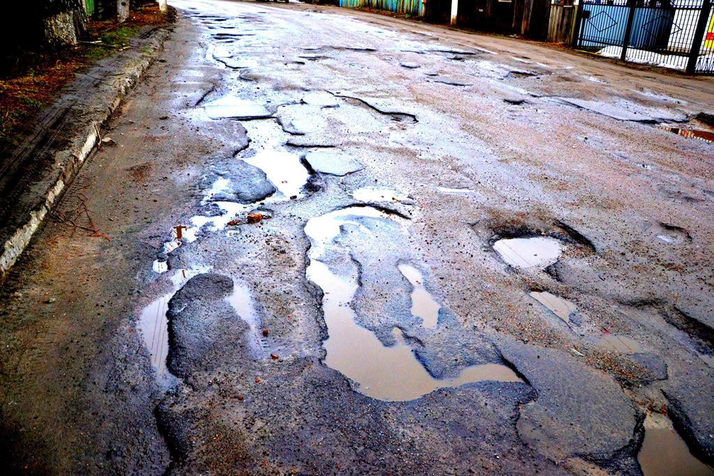 Названы брянские дороги с дефектами после капремонта