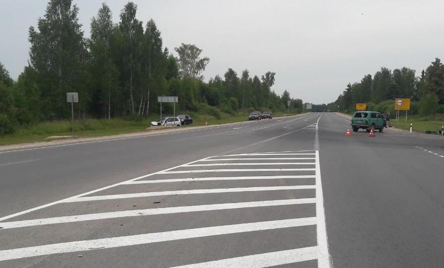 В ДТП в Дубровском районе пострадала 11-летняя девочка