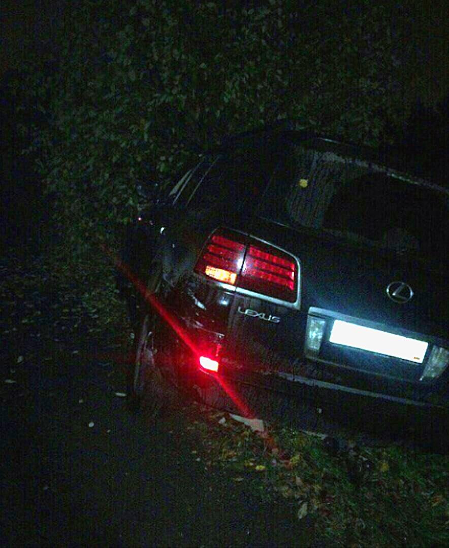 Брянцы спасли попавшую ночью в беду автоледи