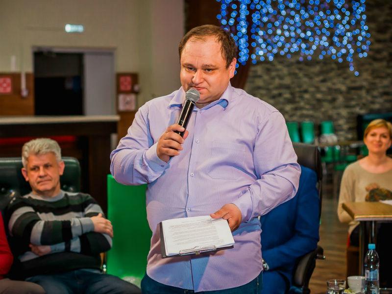 Брянский журналист Чернов проиграл в суде дело по перинатальному центру