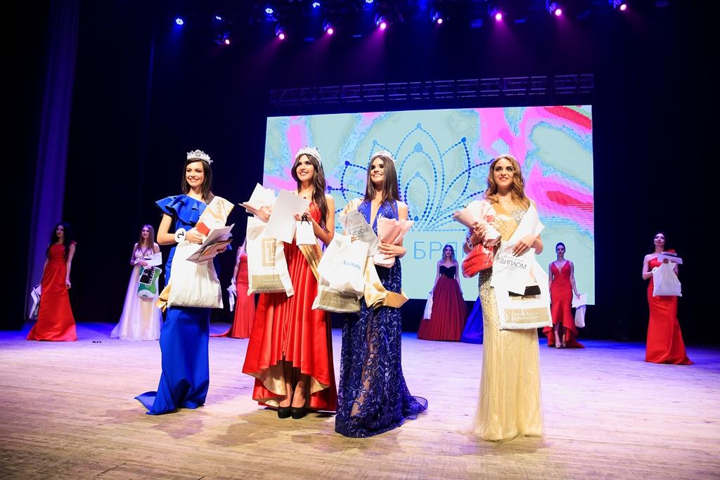 Фоторепортаж с конкурса «Мисс Брянск— 2018»