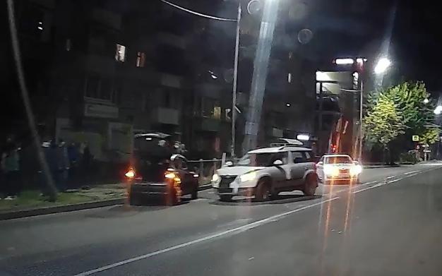 В Фокинском районе Брянска случилось серьезное ДТП