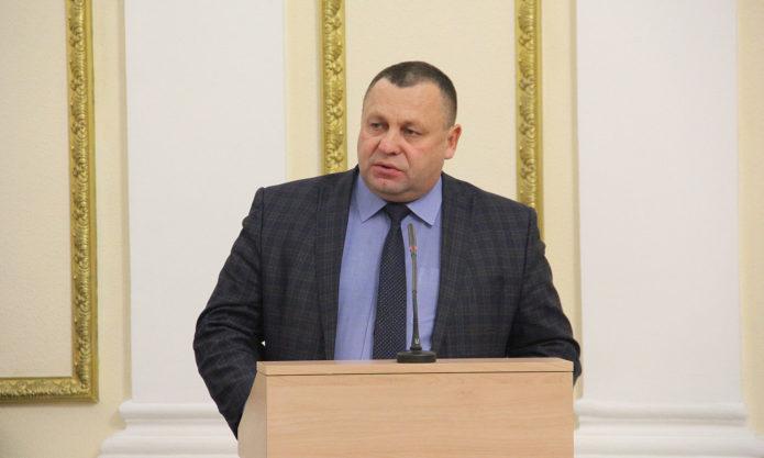 Новый комитет Брянской областной думы возглавил Александр Башлаков