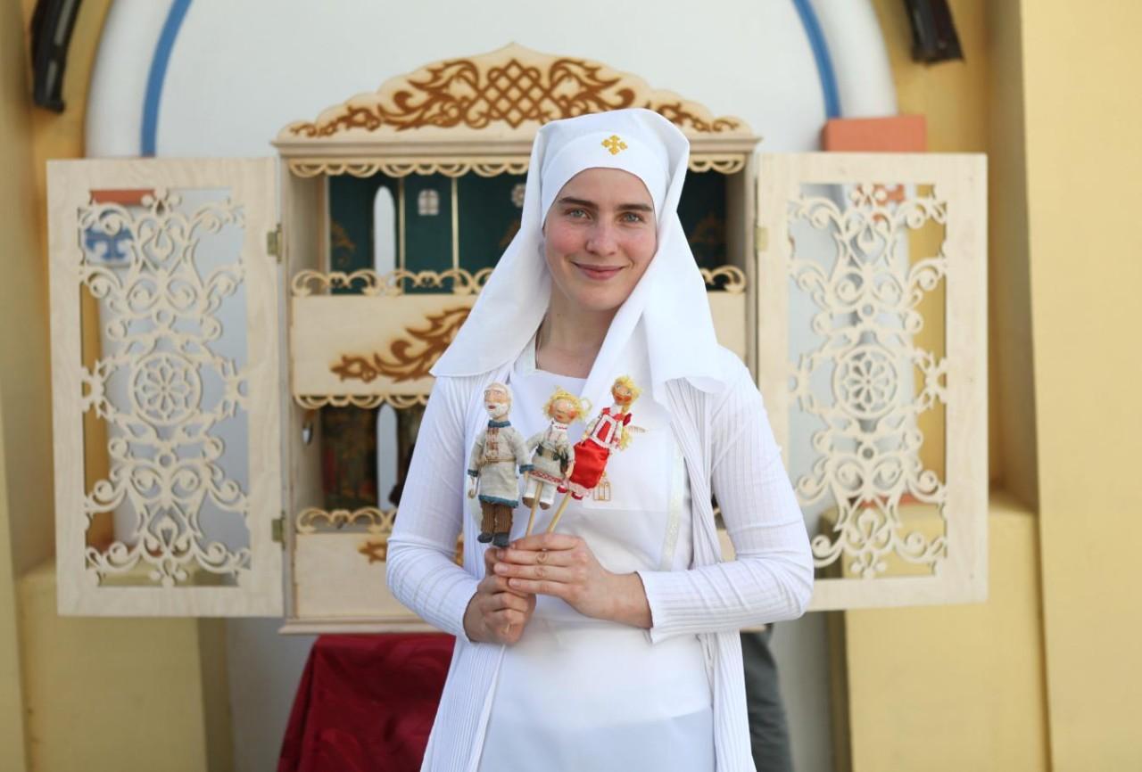 Брянцев приглашают на православную выставку-ярмарку «Кладезь»