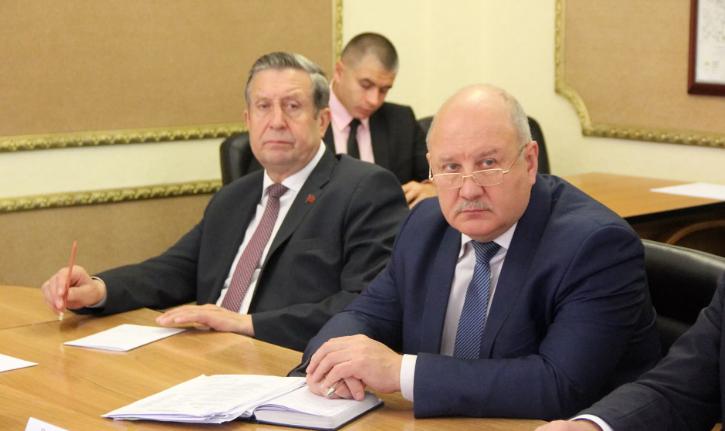 Заместитель мэра Брянска Виктор Предёха покинул свой пост