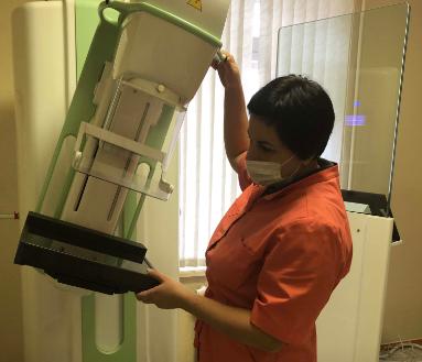 Для Дятьковской районной больницы купили цифровой маммограф