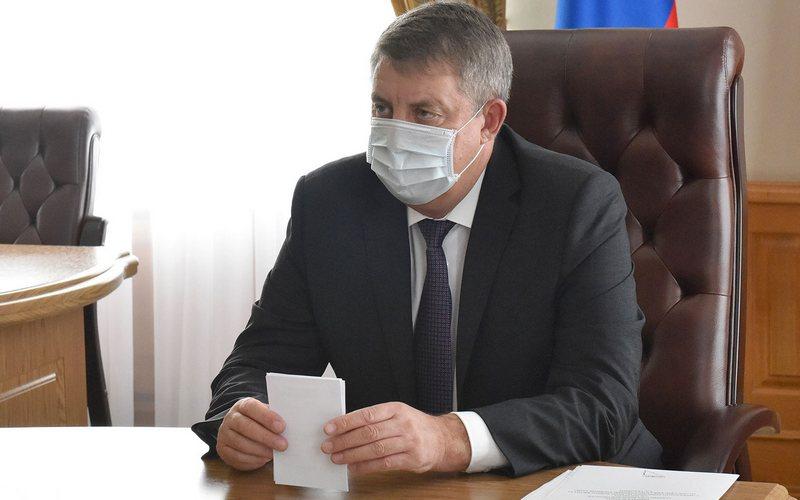 Брянский губернатор подписал соглашение с председателем правительства Приднестровья