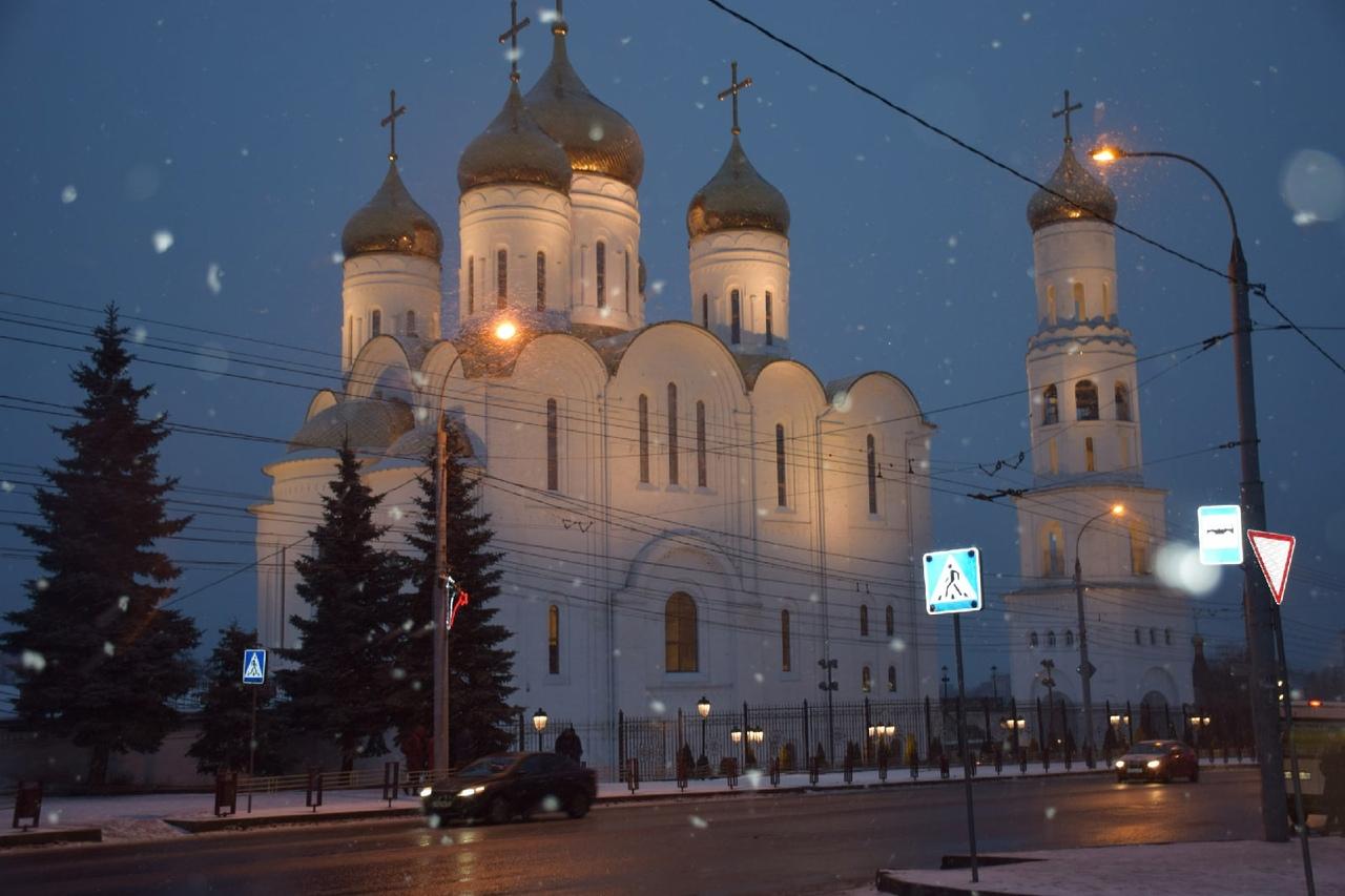 15 декабря в Брянске прогнозируют ухудшение погоды